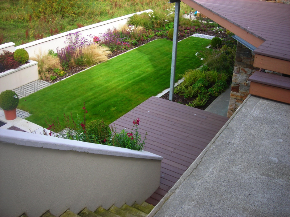 Seating paving annebyrne garden design for Garden design galway